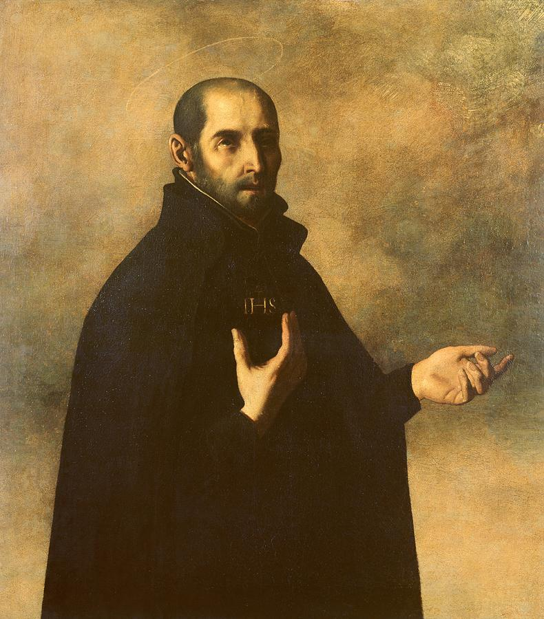 st ignatius loyola It spans much of the life of ignatius of loyola, from his birth at the loyola family  castle in the basque region of spain to his death in the apartment next to the.