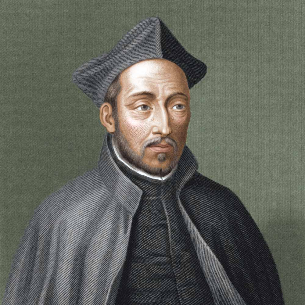 a biography of ignatius of loyola a hermit priest and theologian A short and rather old fashioned biography a great saint  saint ignatius of loyola  hermit, priest since 1537, and theologian, who.