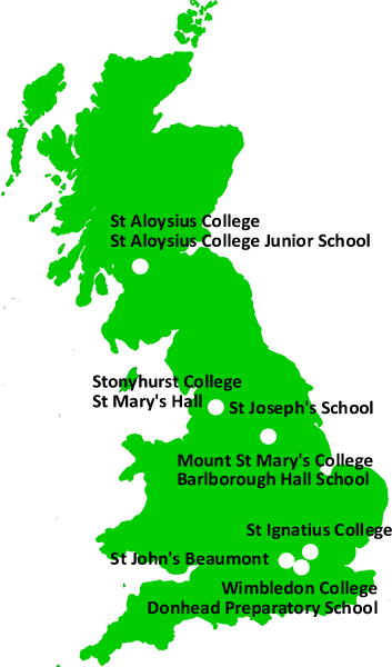 colleges in the united kingdom